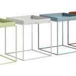 Brickbord Tray Table Color fr Hay